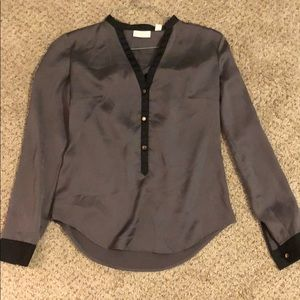 Women's New York and Company silk dressy/casual